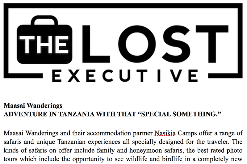 media-articles-blog-posts-wildebeest-nasikia-camps-game-drives-tours-tanzania-safaris-africa-Maasai-Wanderings-Lost-Executive-Logbook